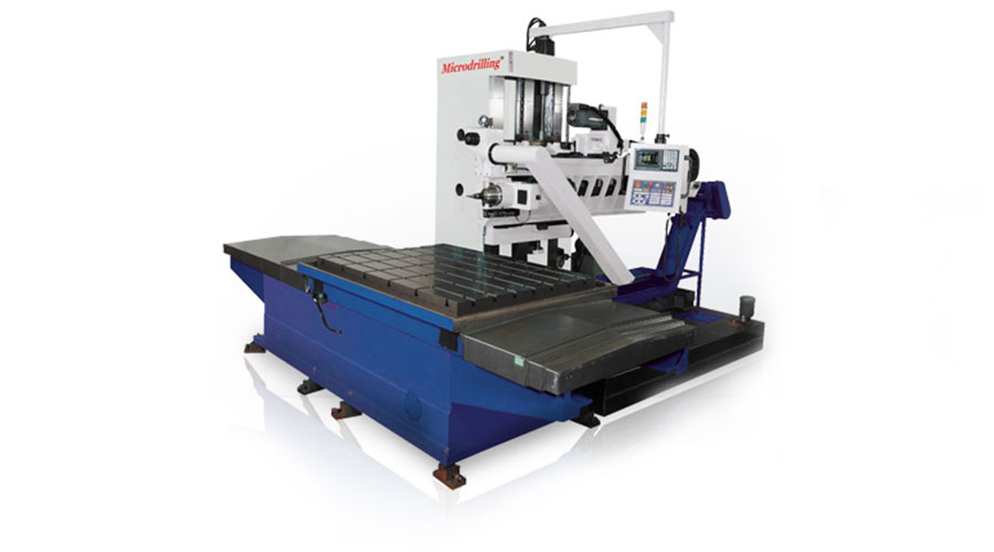 Bed Type Deep Hole Drilling Machine XT-1500/1800(CNC)