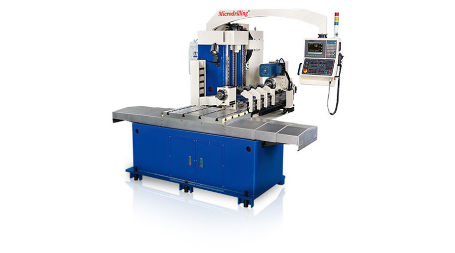 Gun Drilling Machine XT-600 / 1000 (CNC)