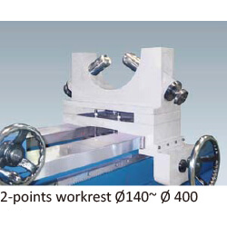 Deep Hole Boring, Skiving & Burnishing Machine
